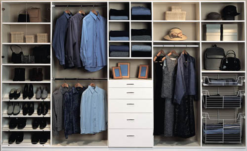 From The Simplest Closet Shelving To Most Intricate His Her Walk In Dream Space Our Unique Design Process Lets You Tour Your BEFORE It