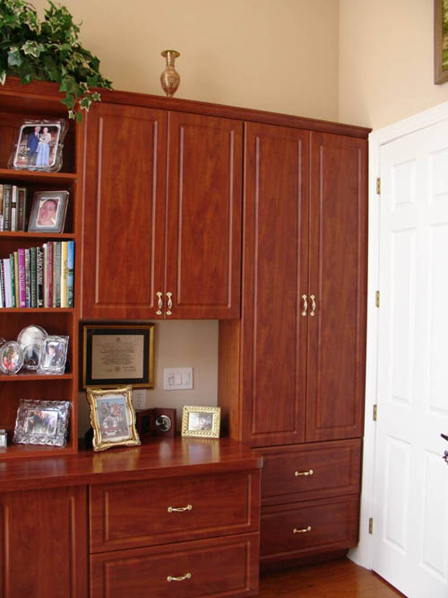 Murphy Beds In Clearwater Fl : Photos new custom home offices closets unique tampa